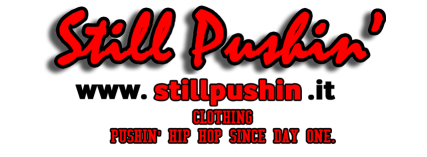 Still Pushin' Clothing Shirt Hip Hop facebook